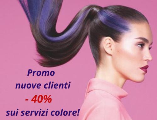 Promozione Colore nuove clienti